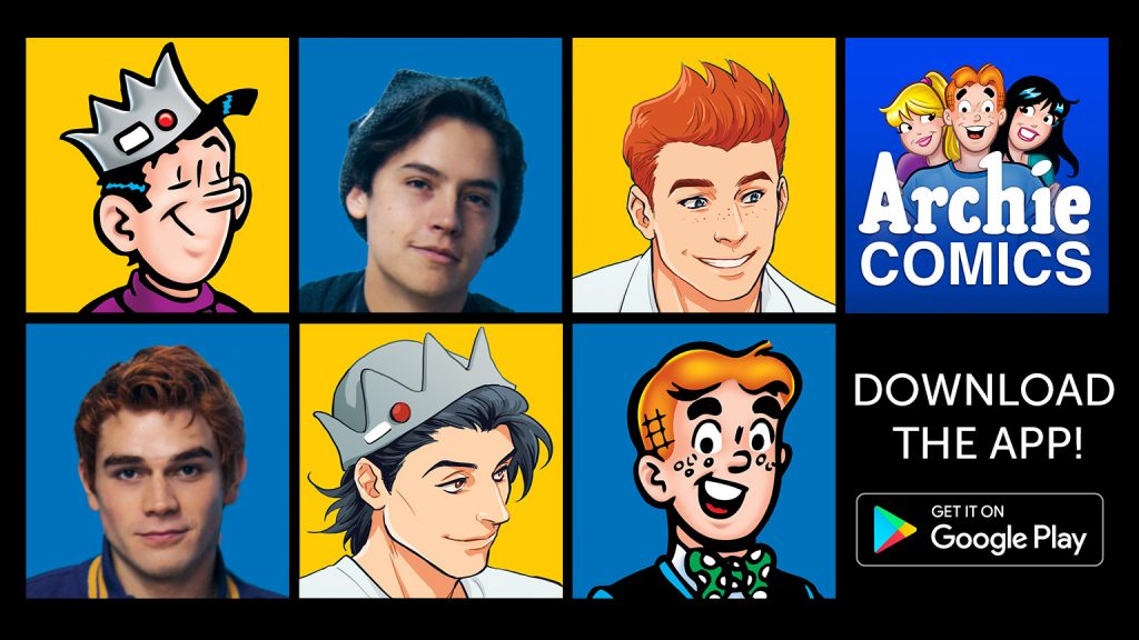 Download the Archie App on Google Play!