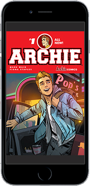 archie digital comics