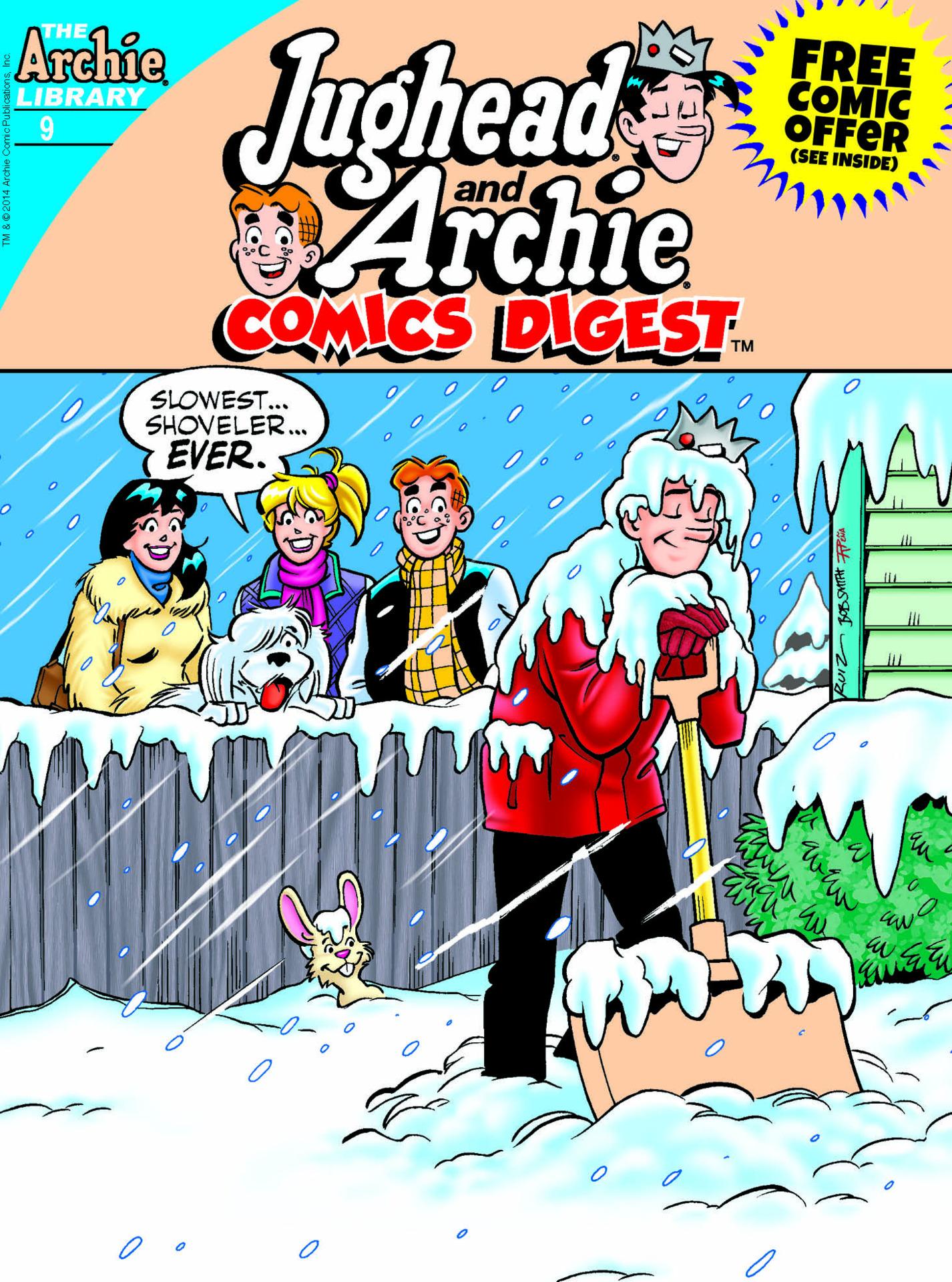 read archie comics online free pdf