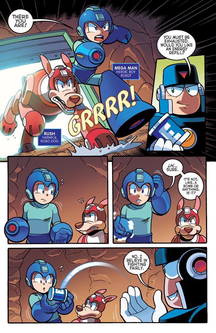 MegaMan_44-5 - Archie Comics