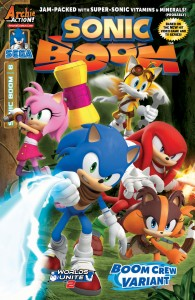 SonicBoom#6Var