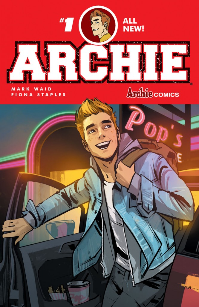 ARCHIE #1 Regular Fiona Staples Cover