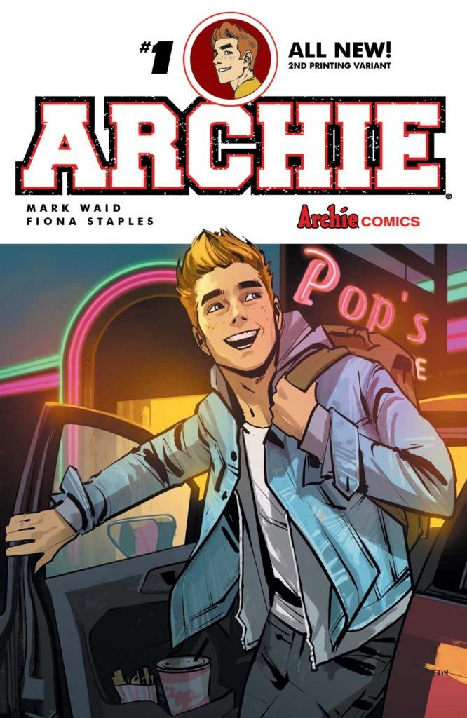 Archie#1_2ndprnt
