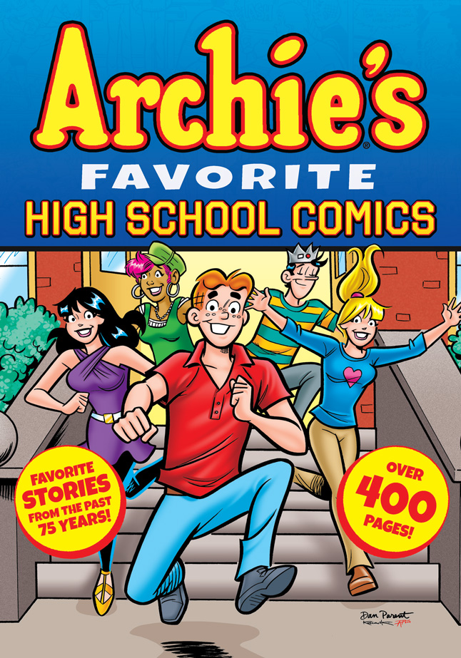 preview the archie comics on sale today including archie