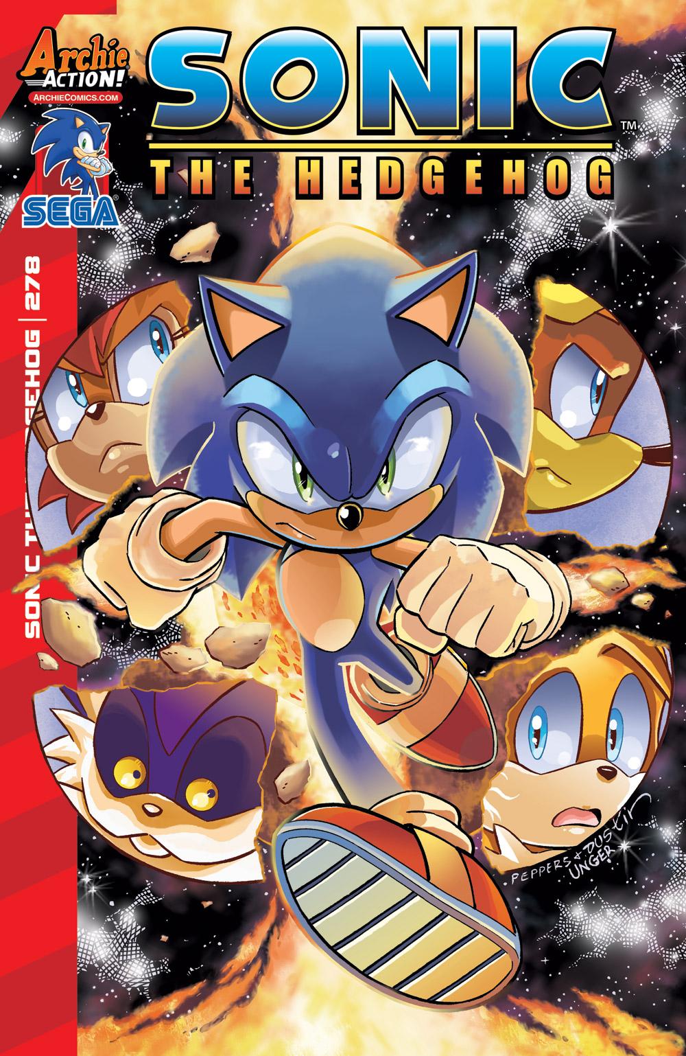 Sonic#278 - Archie Comics