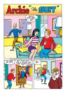 archie comics no1