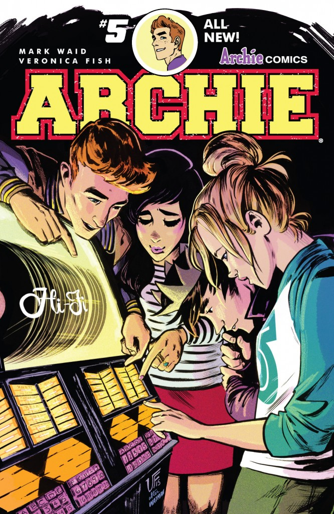 Archie#5RegCvr