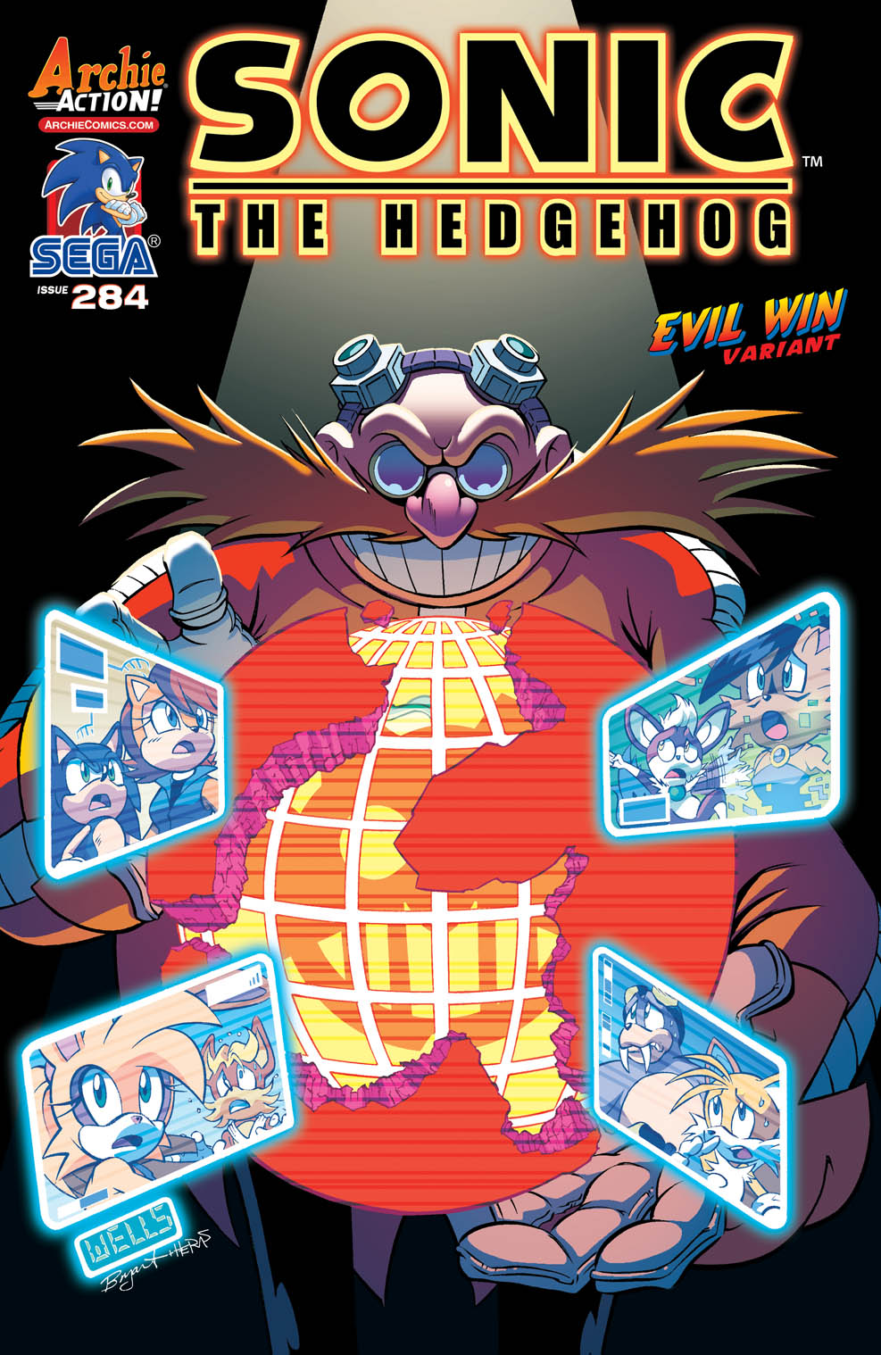 There S Panic In The Sky As Sonic The Hedgehog S Summer Event Kicks Off This June Archie Comics