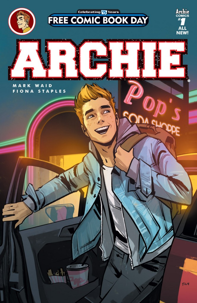 Archie Comics Offers A First Look Inside Free Comic Book