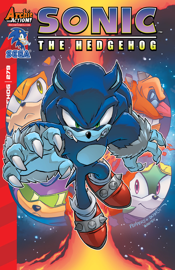 Preview The New Archie Comics On Sale 3 23 Including Sonic The Hedgehog 279 Archie Comics