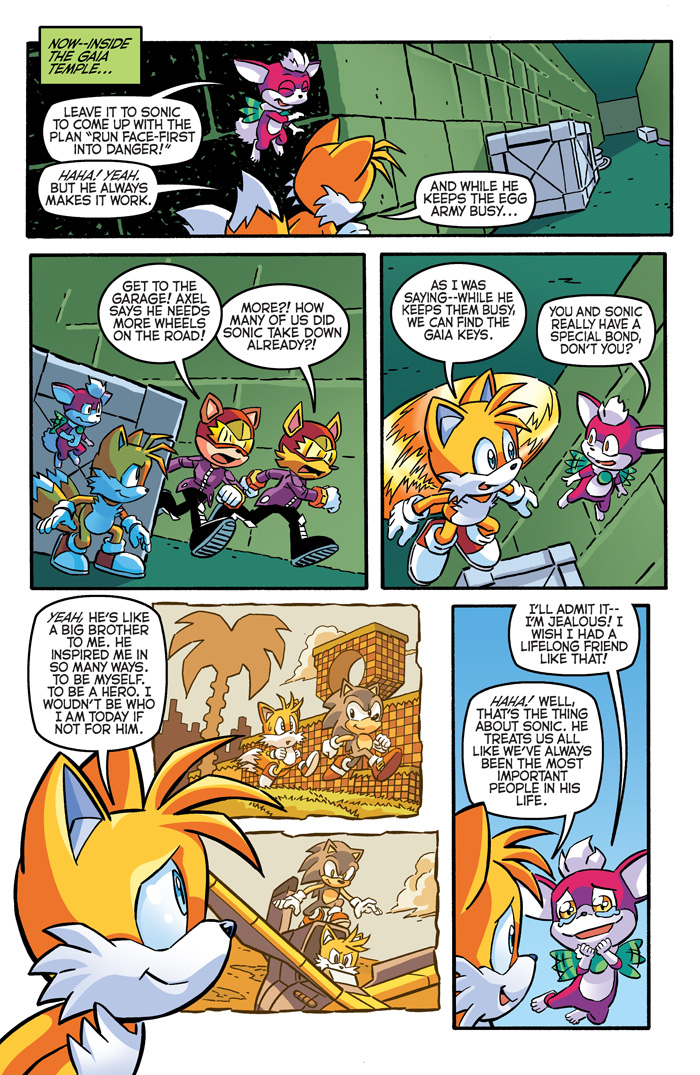 preview the new archie comics on sale 4 13 including sonic the