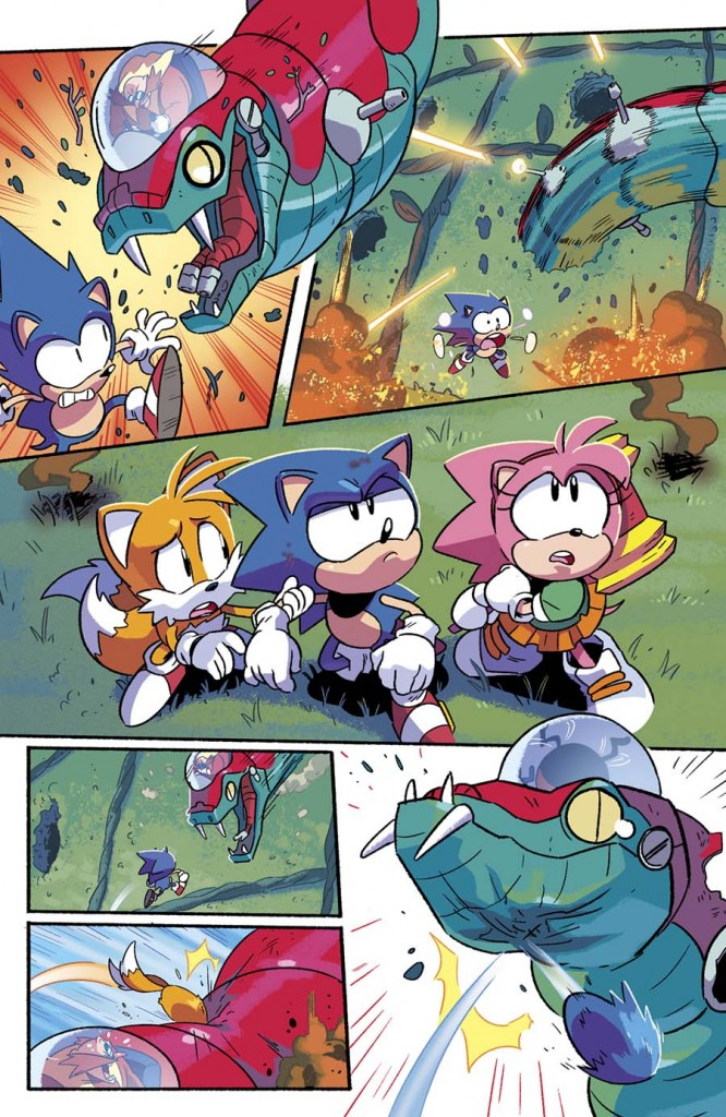 Celebrate Sonic the Hedgehog's 25th Anniversary with an