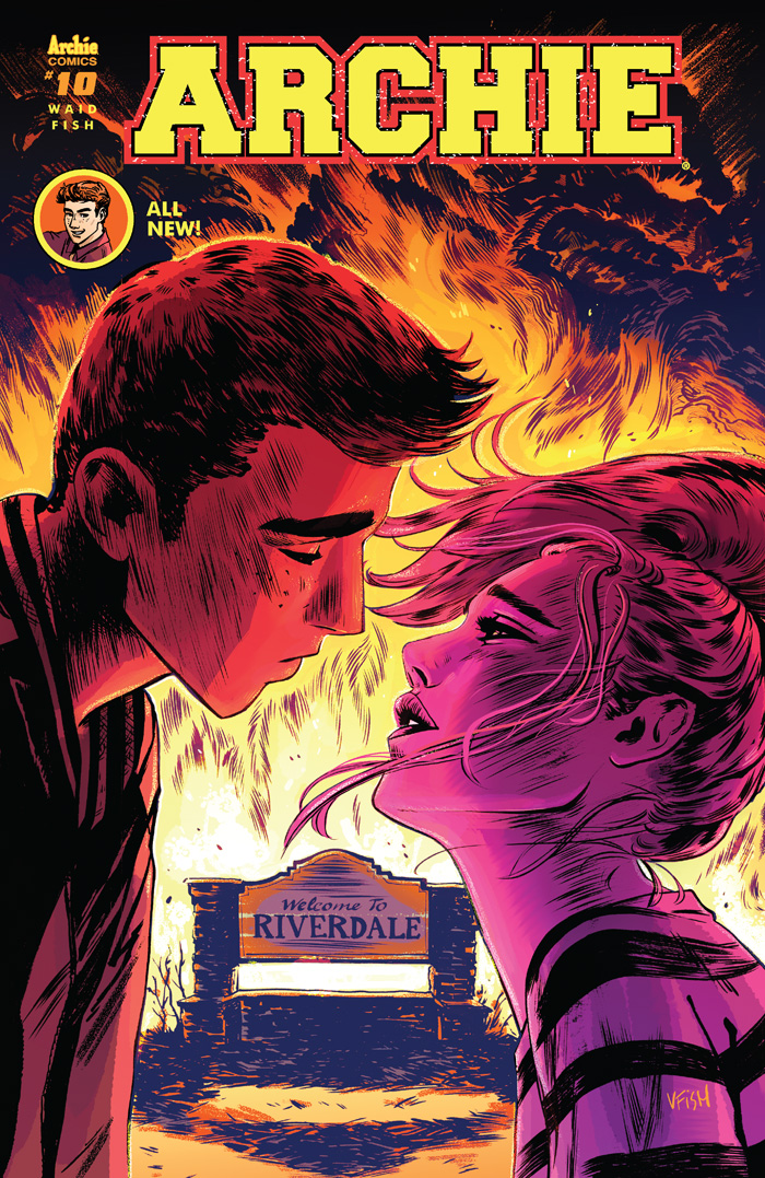 Take A First Look Inside The New Archie Comics On Sale 7