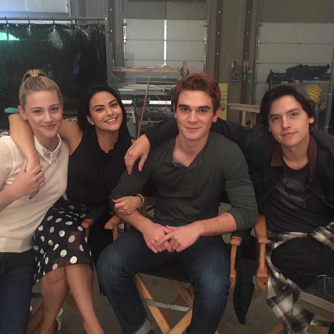 Kj apa archives archie comics get a first look at the cws riverdale tv series m4hsunfo