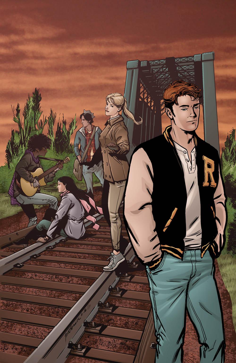 Riverdale 1 Krause Archie Comics