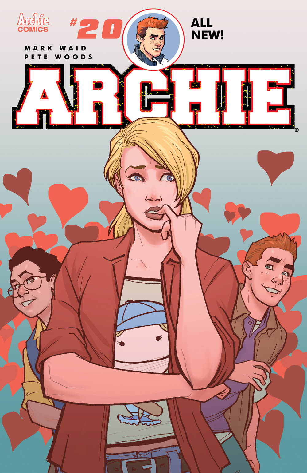 ... peek at the Archie Comics solicitations for May 2017! - Archie Comics: http://archiecomics.com/may2017solicits/
