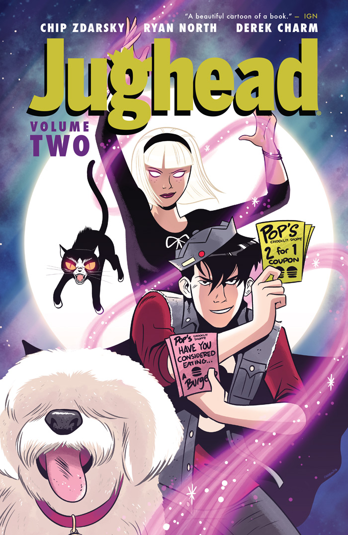 Check Out A Preview Of Jughead 13 And More New Archie