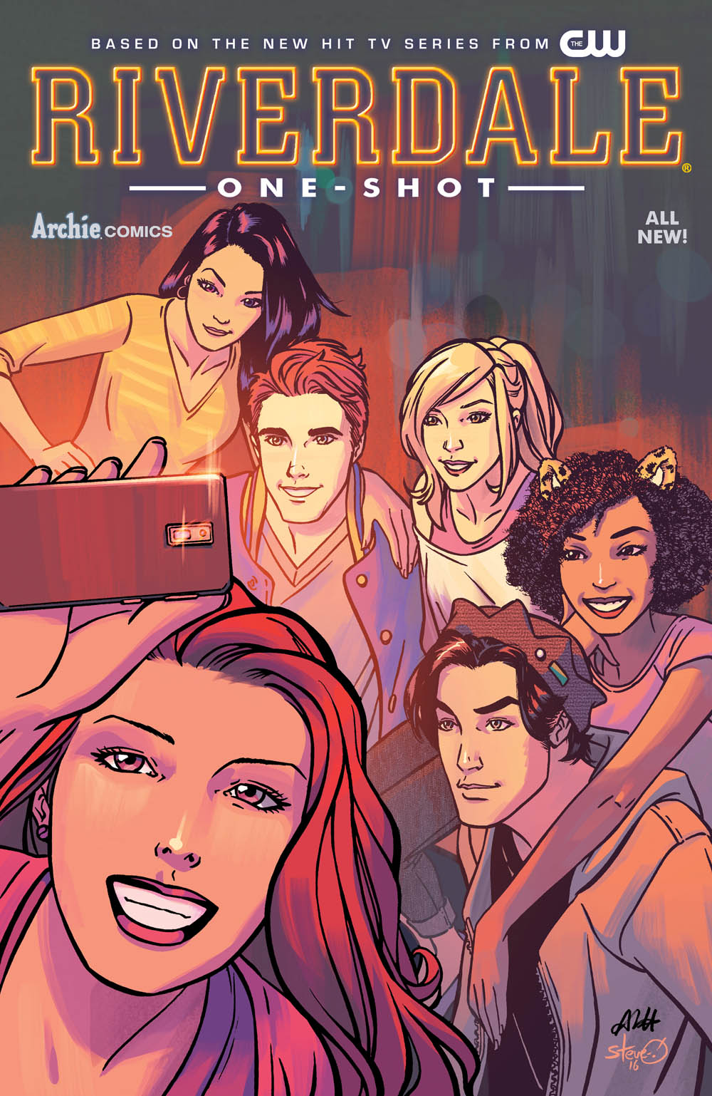 archie comics riverdale