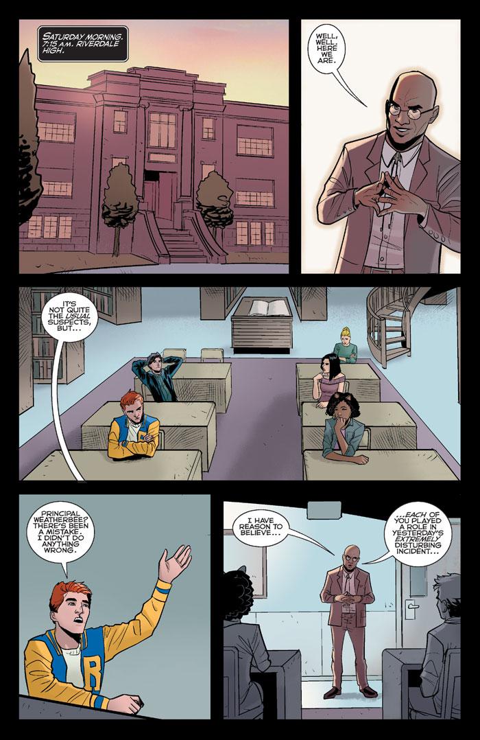 comics long John principal persons