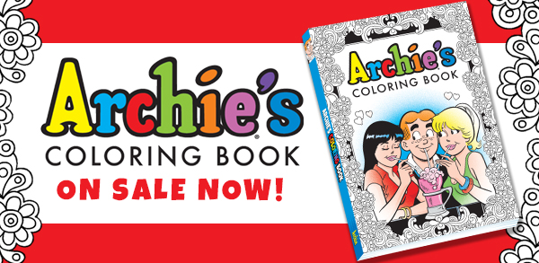 Archie's Coloring Book!