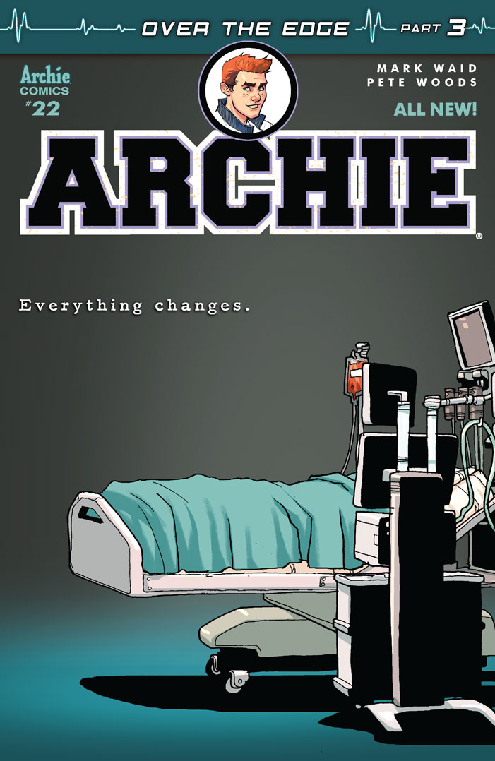 7547ea11c70 Tragedy has descended upon one of Riverdale's most beloved residents. This  is one you're going to want to buy, keep, and re-read over the years, ...