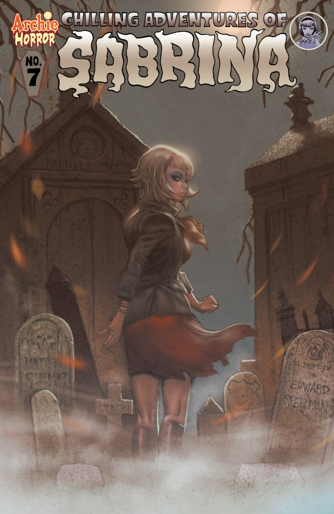 Chilling Adventures Of Sabrina Returns New Stories From