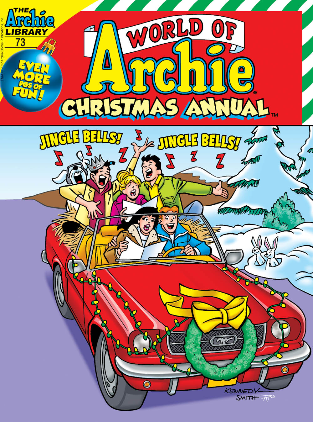 Get a sneak peek at the Archie Comics solicitations for ...