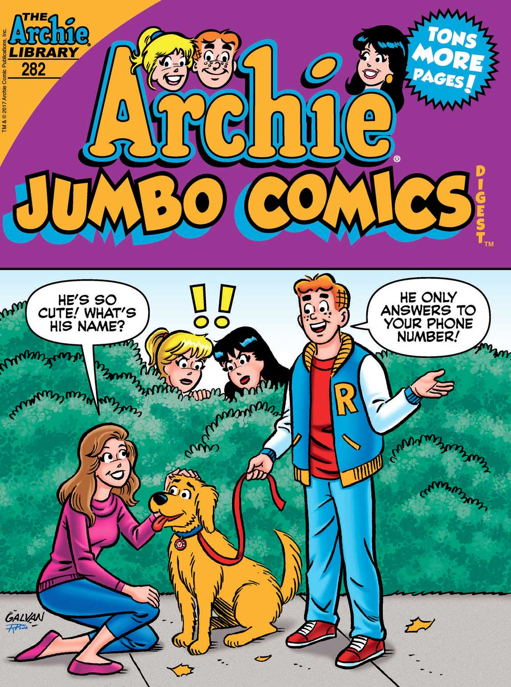 A new story in the classic Archie style kicks off every Archie