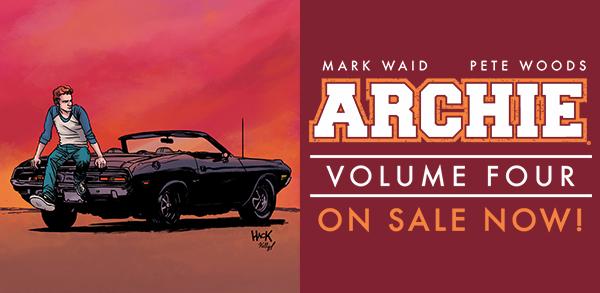 Archie Volume 4