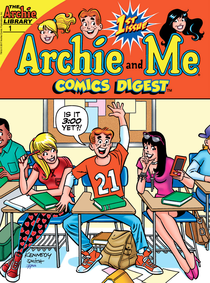 Has the apocalypse come to Riverdale? Preview the new Archie