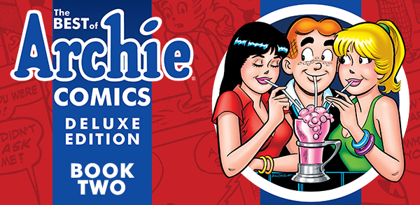 Best of Archie Deluxe Book Two