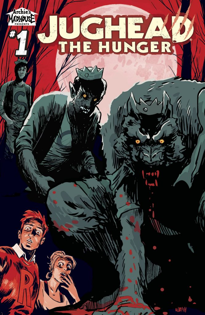 Werewolf Jughead Returns In A New Ongoing Series Preview