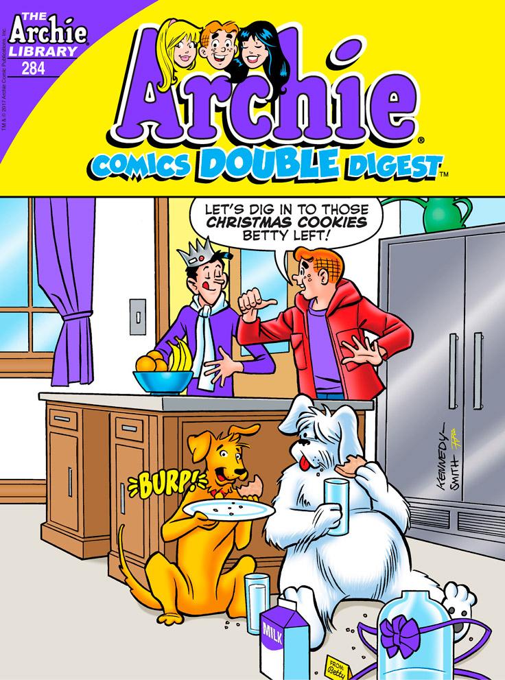 kjøpe archie comics