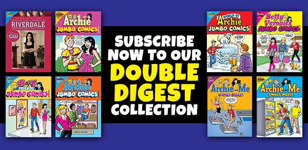 Subscribe to Double Digests!