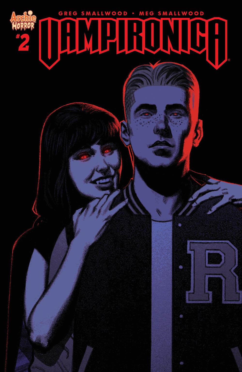 Image result for veronica vampire comics