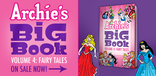 Archie's Big Book!