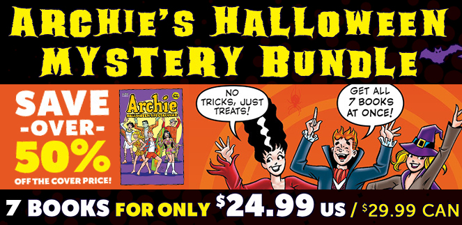 Halloween Mystery Bundle!