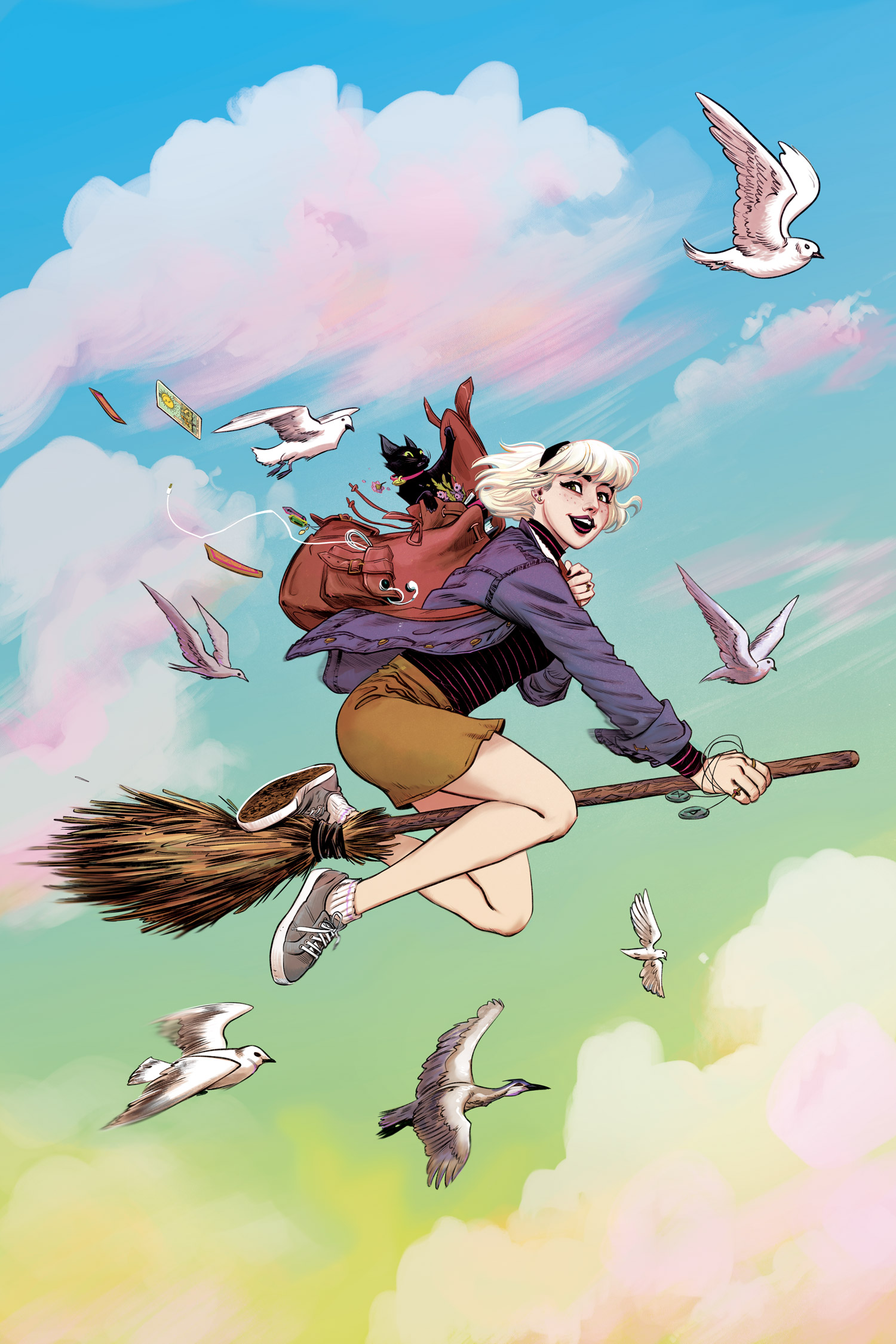 Sabrina The Teenage Witch Returns In New Series By Kelly