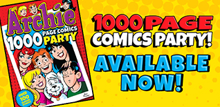Archie 1000 Page Comics Party!