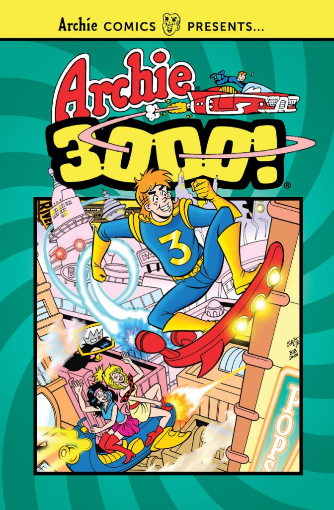 Archie Comics New Releases for 2/27/19 7