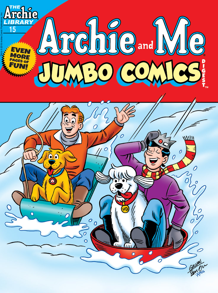 Archie Comics New Releases for 2/20/19 4