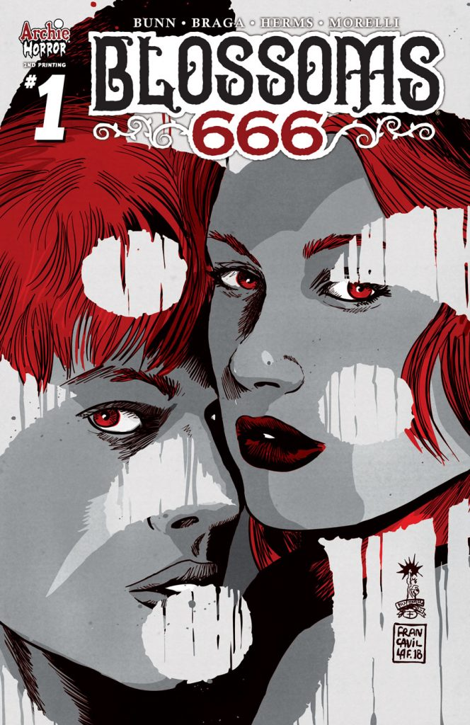Blossoms 666 #1 Sells Out, Gets Second Printing 1