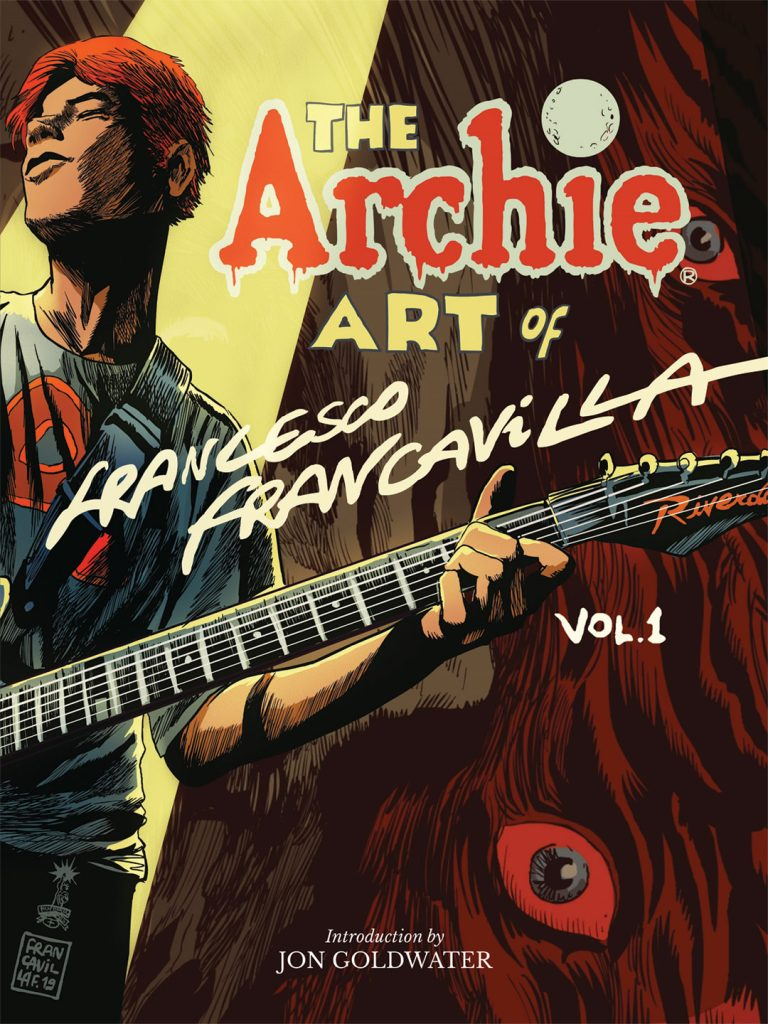 Archie Comics' July 2019 Solicitations 5