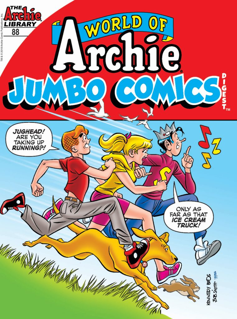 Archie Comics New Releases for 4/24/19 15