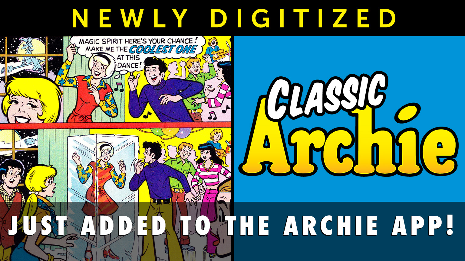 Newly Digitized Classic Comics – 5/29/19 - Archie Comics