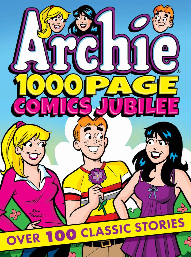 ARCHIE COMICS Solicitations For August 2019 8