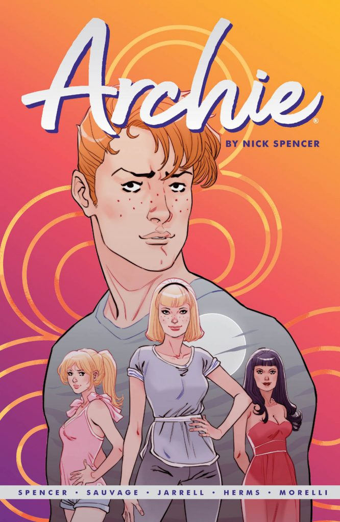 ARCHIE COMICS Solicitations For August 2019 2