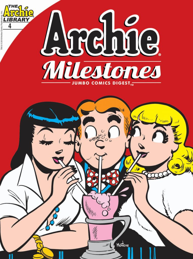 ARCHIE COMICS Solicitations For August 2019 7
