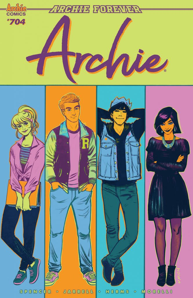 ARCHIE COMICS: New Books For May 8, 2019 1