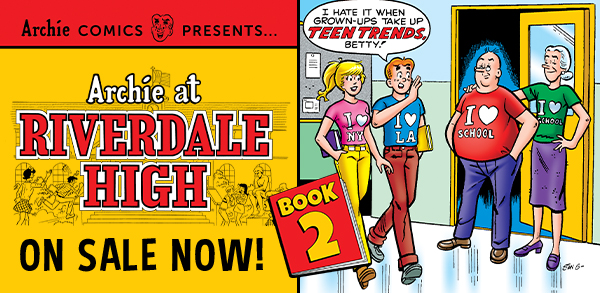 Archie at Riverdale High Book 2